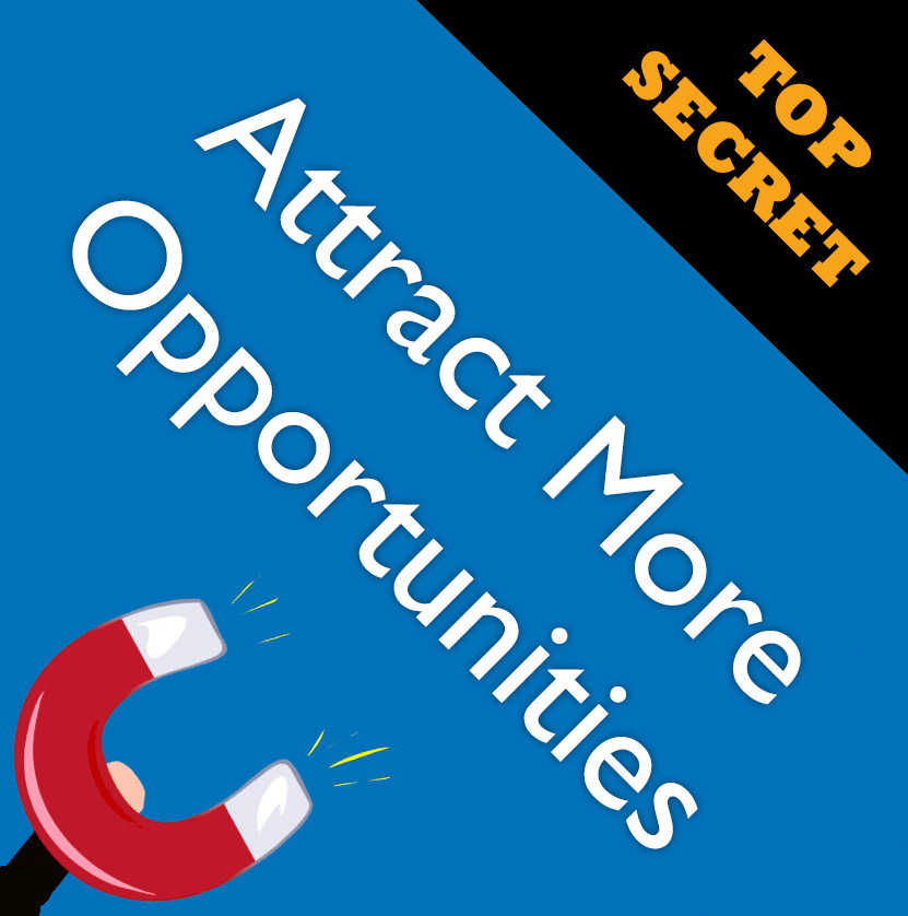 Opportunity Magnet: How To Attract More Opportunities
